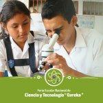 """Feria Escolar Nacional de Ciencia y Tecnología """"Eureka"""""""