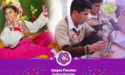 Juegos Florales Escolares Nacionales