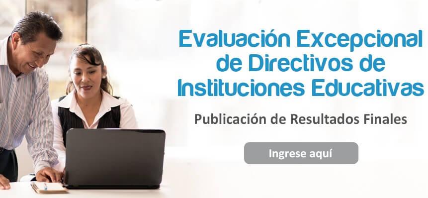 CRONOGRAMA DE EVALUACIÓN DE DESEMPEÑO EN CARGO DIRECTIVOS DE II.EE   EBR- EBE-EBA-CETPRO – 2018