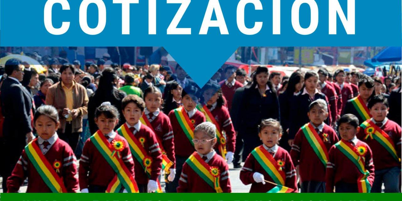 SEGUNDA CONVOCATORIA DE REQUERIMIENTO DE REFRIGERIOS Y ALMUERZOS PARA LA ATENCION DE LA XXIX FERIA ESCOLAR NACIONAL DE CIENCIA Y TECNOLOGIA