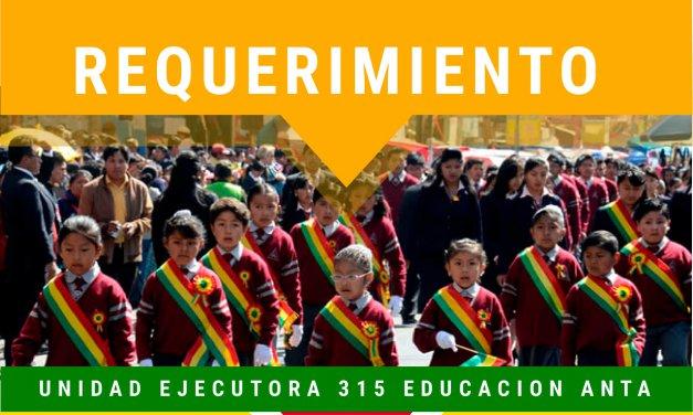 SOLICITUD DE COTIZACIÓN PARA REQUERIMIENTO DE KIT DE MATERIALES DE VISITAS EN EL AULA, GIA Y TALLERES PARA ACOMPAÑANTES PEDAGÓGICOS