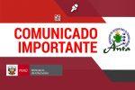 Comunicado - Proceso de reasignación DOCENTE 2020