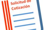 SOLICITUD DE COTIZACION DE MATERIAL DIDACTICO EN LOS PROGRAMAS NO ESCOLARIZADOS