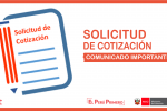 Cotizaciones bio-seguridad
